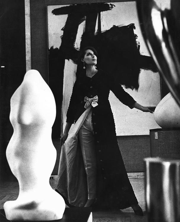 Kenneth Heilbron fashion photo around 1962
