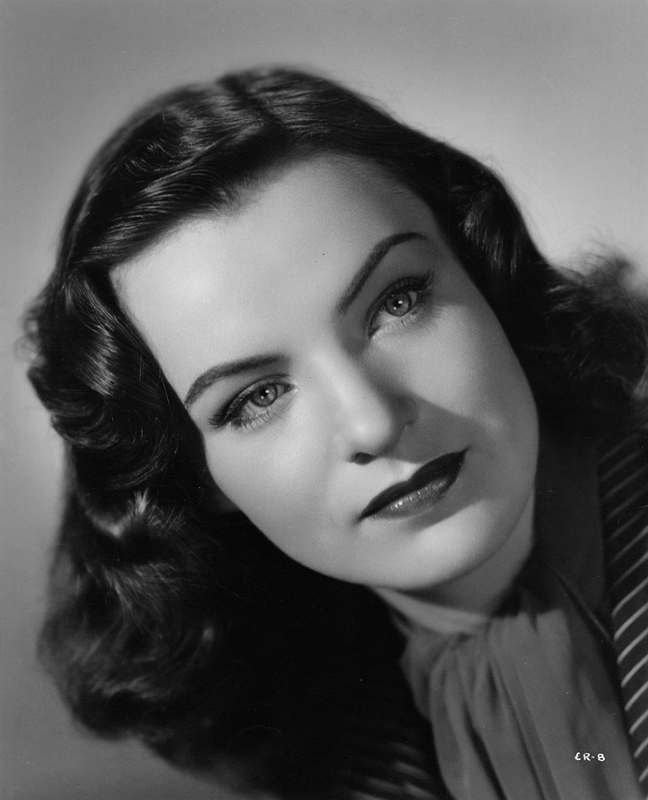 Ella Raines in 1943